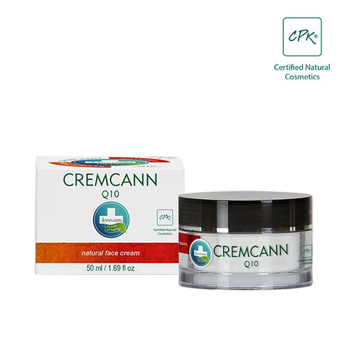 Annabis Cremcann Q10 Natürliche Hautcreme