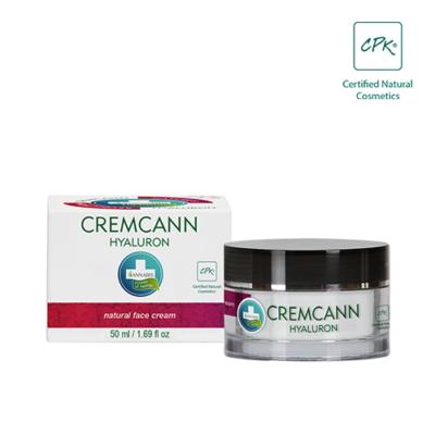 Annabis Cremcann Hyaluron natürliche Hautcreme