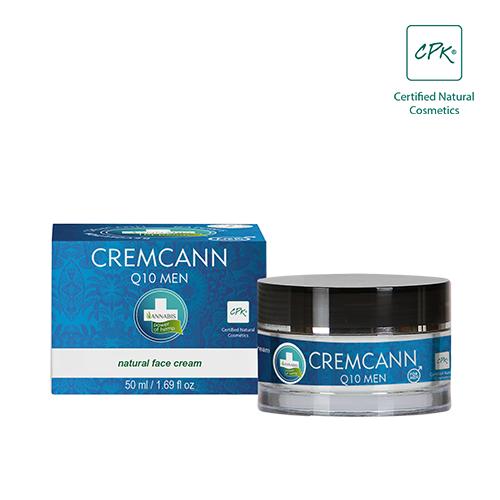 Annabis Cremcann Q10 natürliche Hautcreme für Männer