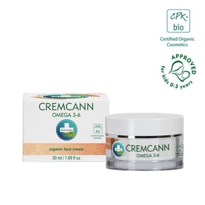Annabis Cremcann omega 3-6 organische hautcreme